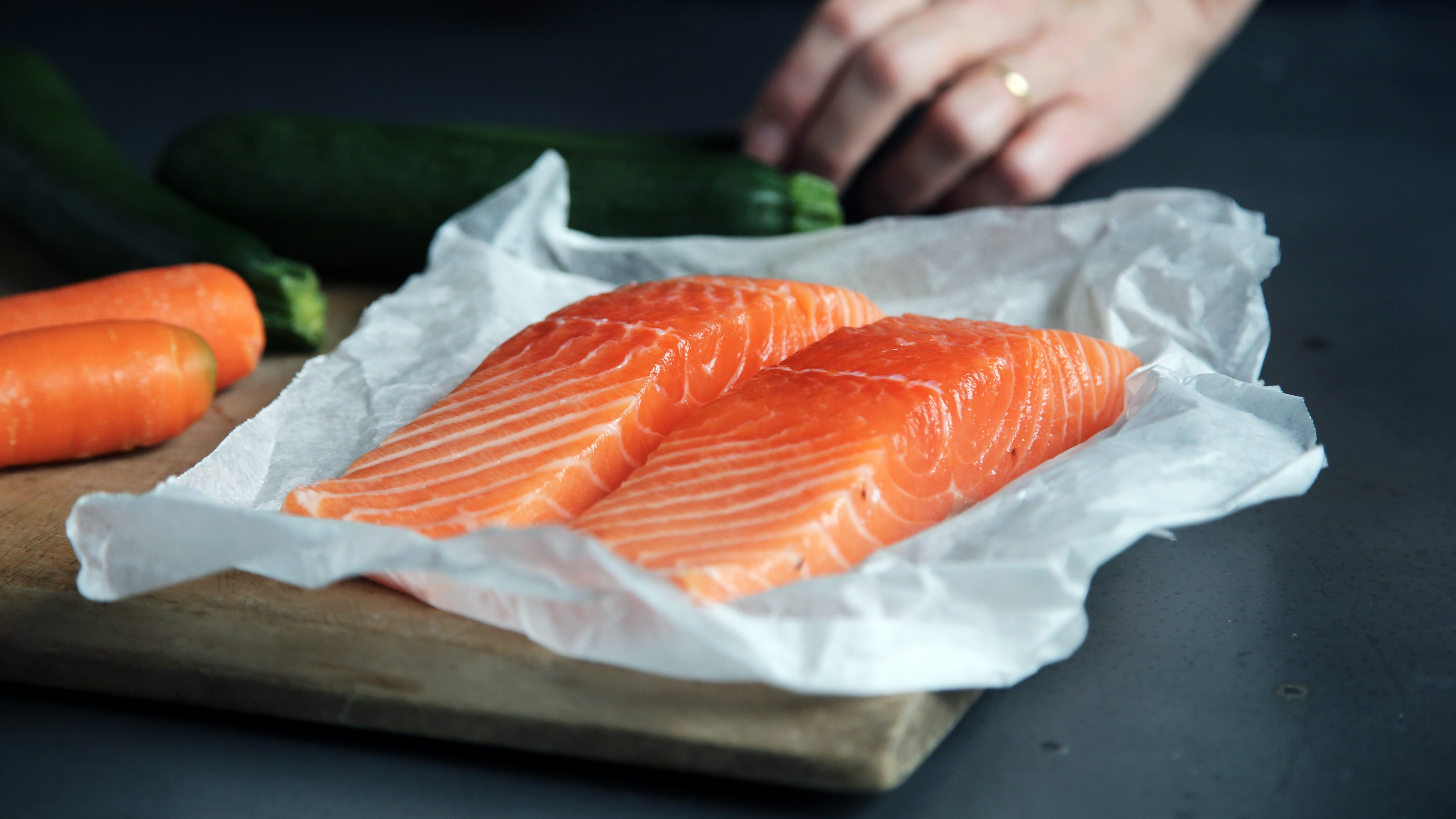 Nerka Sea Frozen Salmon- As Fresh as it Gets | Anacortes